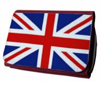 Porte feuille drapeau anglais union jack boutique - Drapeau anglais et rouge ...